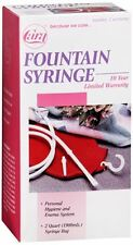 Cara Fountain Syringe Number 2 Economy 1 Each (Pack of 3)