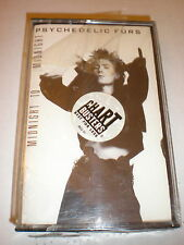Psychedelic Furs CASSETTE NEW Midnight To Midnight