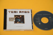 TORI AMOS CD (NO LP )LITTLE EARTHQUAKES 1°ST ORIG 1992 CON LIBRETTO EX AUDIOFILI