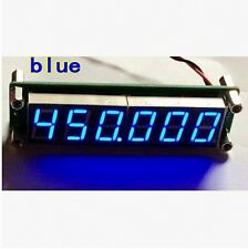 PLJ-6LED-H frequency meter frequency measurement module 1MHz ~ 1000MHz