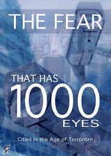 FEAR THAT HAS 1000 EYES: CI...-FEAR THAT HAS 1000 EYES: CITIES IN THE AG DVD NEW