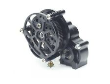 1/10 RC Crawler CNC Alloy gear box with steel gears Axial SCX-10 AX10
