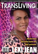 TRANSLIVING ISSUE 49 TRANSVESTITE CROSS DRESSER TRANSGENDER LIFESTYLE MAGAZINE