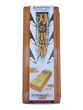 SHAPTON: Ha No Kuromaku Outstanding Ceramic Whetstone #1000 Japan New [K0702]