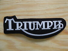 ECUSSON PATCH THERMOCOLLANT TRIUMPH moto motard mods speed triple trident tiger