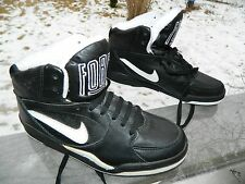 "1992 NIKE High-Top Basketball Shoes / ""Court Force"" / US Size: 10 / Deadstock"