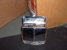 1950's Continental Trailways Bus Org Ash tray Chrome Rare Rat Rod
