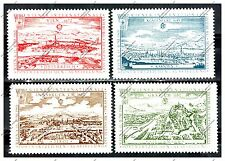 "AUSTRIA - ÖSTERREICH: 1965 ""WIPA WIENER INTERNATIONAL EXHIBITION"" 4 MNH"