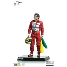 Ayrton Senna 1/6 Live Legend 1/6 Limited Edition Action Figure - Iron Studios