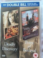 Deadly Discovery/Point of Betrayal Double Bill DVD