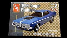 Model Kit 1969 Cougar Eliminator AMT 1:25