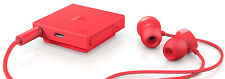 Official Nokia BH-121 clip-on bluetooth sans fil in-ear casque stéréo rouge