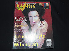 New Witch: T. Thorn Coyle Change Your Life with Evolutionary Witchcraft Magazine