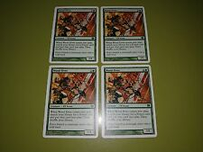 Wood Elves x4 - Ninth Edition 9th - Magic the Gathering MTG 4x