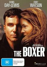 The Boxer DVD - Daniel Day Lewis - New & Sealed - Free Local Post