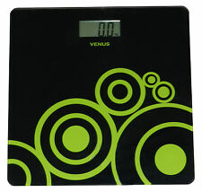 VENUS DIGITAL WEIGHING MACHINE DIGITAL LCD PERSONAL HEALTH BATHROOM SCALE