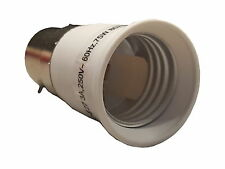 Adaptateur culot / douille B22 vers E27 - Convertisseur / Transformateur ampoule