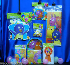 Backyardigans Party Set # 10 Backyardigans Party Supplies - for 8 Guests