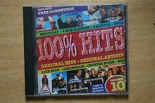 Various – 100% Hits Volume 10 - Meat Loaf, Red Hot Chilli Peppers (Box C79)