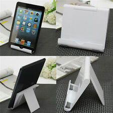 Home Office Travel Portable Plastic Desk Holder Mount Stand F iPhone Tablet iPad