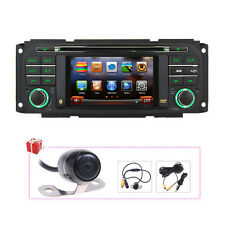 US Autoradio DVD GPS Navigation Headunit Stereo Dodge Ram/Jeep/Chrysler 300C
