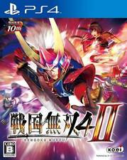 Samurai Warriors 4-II (PS4) (R3)