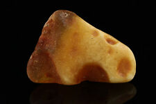 Large Raw Butter Honey Genuine BALTIC AMBER Sea Stone 26g s140918-1