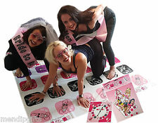 NEW!! SPIN THE WILLY HEN NIGHT PARTY MIX UP GAME GAMES ACCESSORIES & FAVOURS