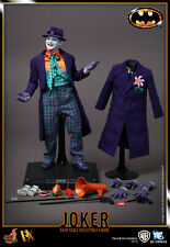"Batman Hot Toys DX08 jack nicholson ""the joker"" (version 1989) mint/rare!"