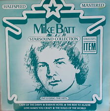 LP Mike Batt ‎Starsound Collection,VG+,cleaned + Beiblatt Künsterstory, Memory