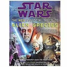 The New Essential Guide to Alien Species (Star Wars) by Ann Margaret Lewis, Hel