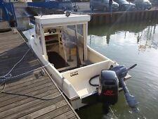 Angelboot Trollingboot Motorboot Shetland mieten zu vermieten