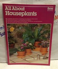 All About Houseplants. Ortho Books. paperback. Good Condition.