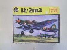 ZTS Models  1/72 scale Russioan WWII IL- 2M3 Fighter kit
