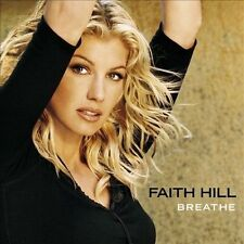 Faith Hill CD Breathe Tim McGraw