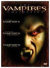 Vampires + Vampires Los Muertos + Vampires The Turning Region 1 New DVD