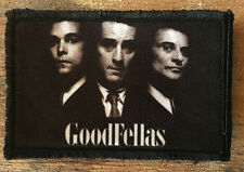 Good Fellas Movie Morale Patch Tactical ARMY Hook Military USA Badge
