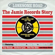 LONESOME ROAD - THE JAMIE RECORDS STORY 1957-1962 - 50 ORIGINALS (NEW 2CD)