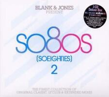 "So80s (So Eighties) Vol. 2 - 3 CD Box: 12""Mixes:Alphaville,A-Ha,Billy Idol,Yazoo"