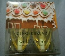 Bath & Body Works - Gingerbread Wallflower Blub (2 Refills)