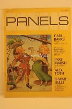 PANELS magazine #2 Paperback – 1981 by Carl Barks (Illustrator)