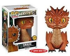 "The HOBBIT 5 Armies 6"" GOLD Eye VARIANT SMAUG Dragon POP! Figure 1/12 CHASE  LTD"