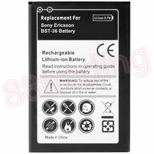 New Battery for Sony Ericsson K310i K510i Z550 W200i Z320 Z558i Z310i BST-36