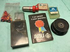 Fishing tackle joblot small items all used condition intrepid kp morritts