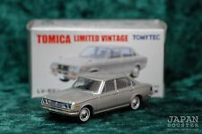 [TOMICA LIMITED VINTAGE LV-52b 1/64] TOYOTA CORONA MARK II 1900 DX (Silver)