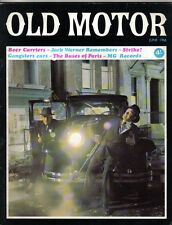 Old Motor June 1966 Vol 4 No 10 MG World Records Paris Buses Beer Carriers +