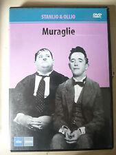 DVD MURAGLIE - STANLIO E OLLIO 1931 REGIA JAMES PARROTT