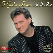 At His Best - T. Graham Brown (CD Used Very Good)