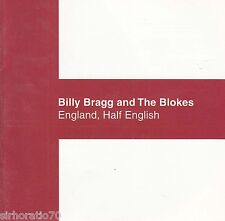 BILLY BRAGG and THE BLOKES England, Half English CD