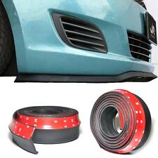 Bumper Lip Deflector Lip Skirt Spliter For Car Front apro Tuning Change Body Kit